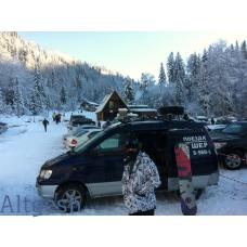 Трансфер Артыбаш - Горно-Алтайск, микроавтобус